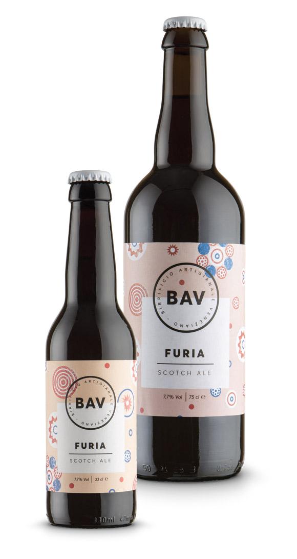 Furia - Scotch ale