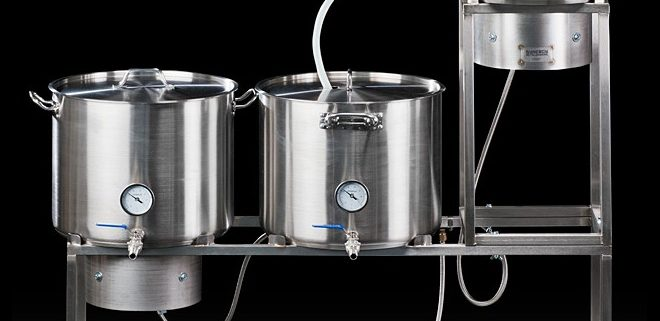 Impianto homebrewing
