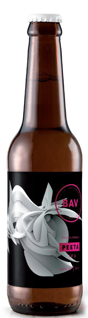 Birra Peeta IPA 33 cl