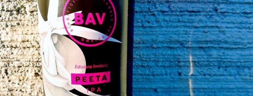 peeta IPA birra 3D