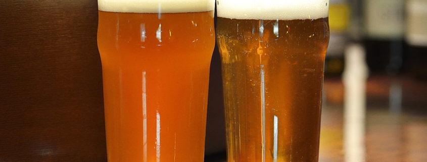 filtrazione birra limpida e torbida