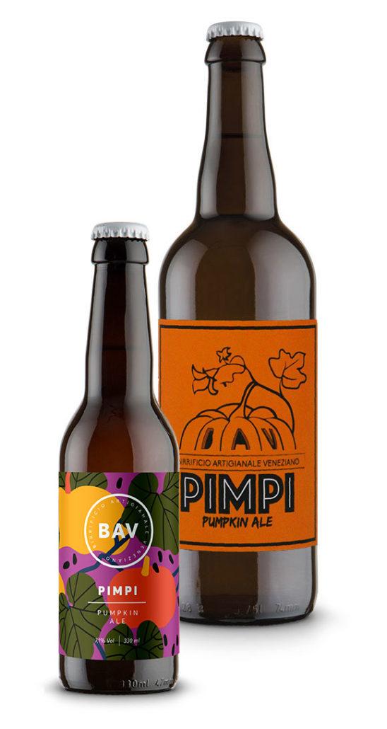 Birra alla zucca Pimpi