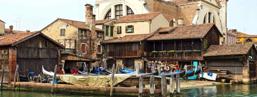 Venezia squero IPA birra