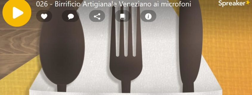 Intervista podcast tregencucina