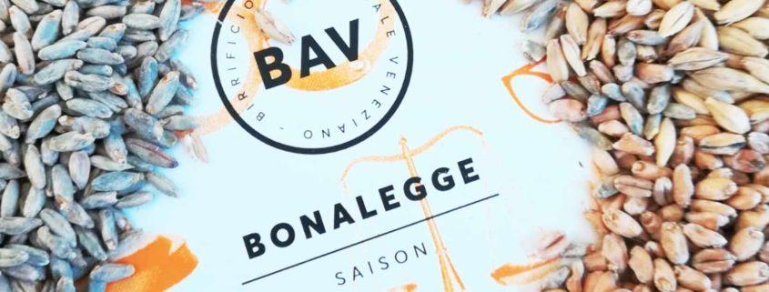 Birra Saison Bonalegge