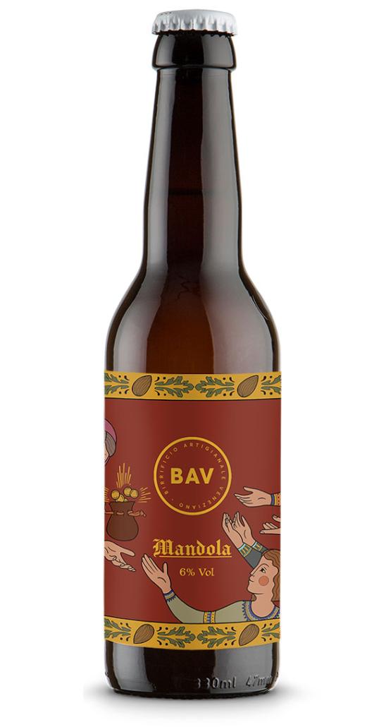 Mandola - Birra alla mandorla